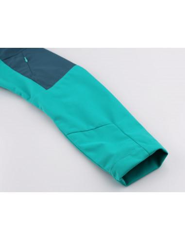T-SHIRT cotton TARJA L tyrquoise (2) women