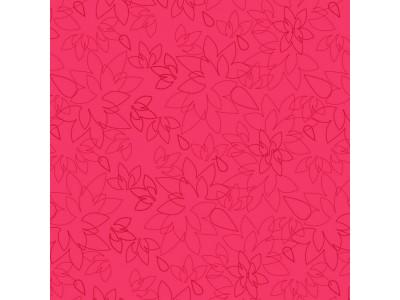 T-SHIRT cotton TURNAT L red (2) women
