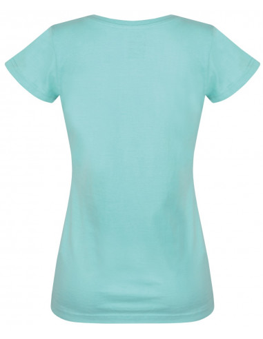 T-SHIRT cool dry TELLY M (3) green/antracit men
